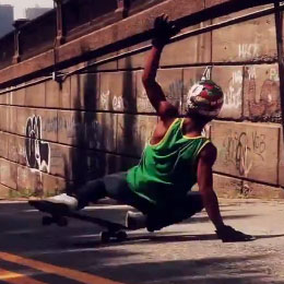Skate House Media - Events: NYC Hard Wheel Slide Jam