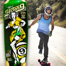 """Scoot & His New Sector 9 Pro Model: """"Tiffany""""   Wheelbase ...  Scoot & His New..."""