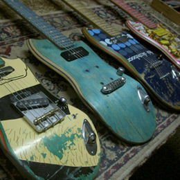 SkateGuitar