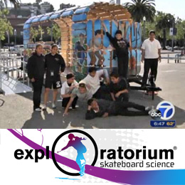 Exploratorium-Skateboarding