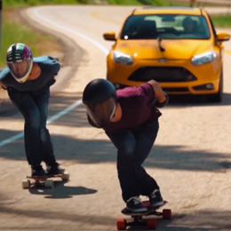 Longboarding Adventure – Insane Speeds! | Ford Focus ST advertainment