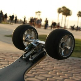 LeanSkateboardTrucks