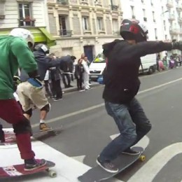BoarderCrossMenilmontant