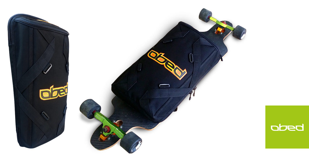 Obed Board Is Back With An Even Slicker Longboard Bag Their Latest I Am The Release In Growing Line Up